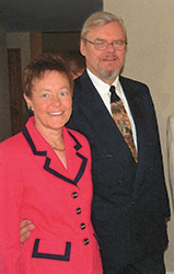 Janet and Rev. Dr. Walter Wieder
